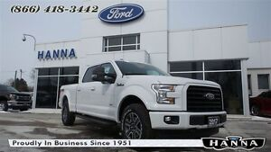 2017 Ford F-150 *NEW*0% 72 MONTHS!*SUPER CREW XLT*SPORT*4X4 ECO