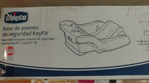***Chicco KeyFit 30 Infant Car Seat Base- Anthracite, Brand New!!