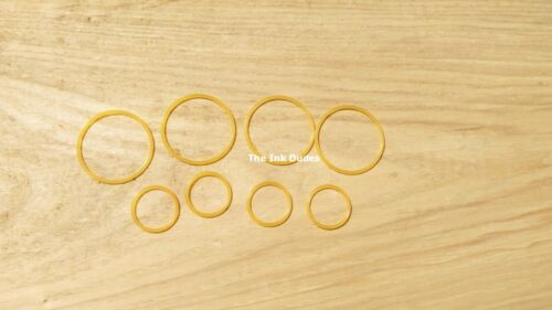 RP A3 Transfer Belt Set -  Compatible with Riso - Part # 628-21521/20900