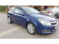 Vauxhall Astra 1.4 i 16v SXi Sport Hatch 3dr 2008 (08 reg), Hatchback £1699