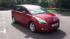 **2010 PEUGEOT 5008 2.0 SPORT HDI*7 SEATER*FINANCE AVAILABLE*