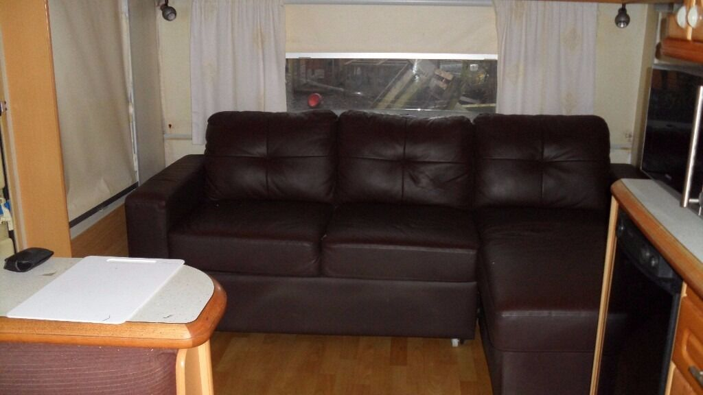Hesketh Bank - Hobby Caravan to Rent - Secluded location
