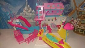 Barbie cruiseship