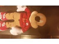 Mikey children teddy soft toy