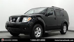 2005 Nissan Pathfinder SE 4WD mags
