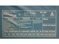 Waterproof Permaflex Single Mattress