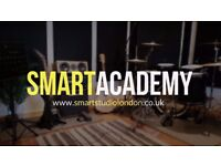 SMART ACADEMY - Friendly & Professional Guitar, Bass, Piano & Drum Tuition - First Lesson FREE!