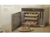 Reduced - Miele Steam Oven DG6010 for healthy low fat cooking