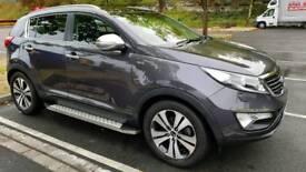 Kia Sportage 2.0 CRDi KX-3 AWD 5dr Auto, Sat Nav