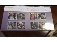 The Diamond Jubilee Royal Mint Stamp Collection