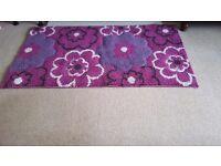 Lovely floral rug