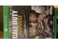 Cod WW2 for Xbox one