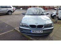 BMW 3 SERIES 2.0 318 SE Compact 3d. WELL MAINTAINED, Open for discussion