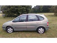 2002 Renault Scenic Auto - ***Price Lowered***11 Months MOT***£600 ono***