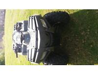 Polaris sportsman 4x4 quad