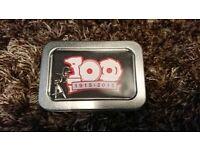 Makita 100th Anniversary USB keychain