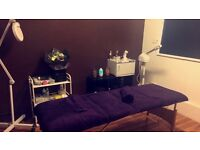 Massages, Facial Treatments & Holistic Therapies - Swansea city centre