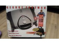 King size George Foreman Grill