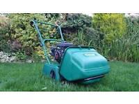 Qualcast 35S Self Propelled Petrol Mower / Lawnmower