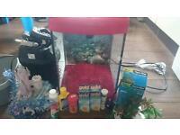 32 litre fish tank