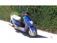 Yamaha Cygnus 125 Scooter for sale.