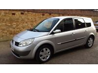 Renault Grand Scenic 1.6 Dyn-ique 7 Seater 55 plate 1 owner 51000 low miles with history