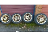 for sale alloy wheels cruise 18inch