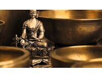 Deep Tissue Swedish Massage, Energy Therapies, Reflexology, Sound Meditation Classes
