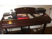 clavinova pianos for sale gumtree. Black Bedroom Furniture Sets. Home Design Ideas
