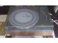 Acoustic Resaerch AR-XA Transcription Turntable- Original 1971 Classic-MUCH IMPROVED!