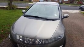 Selling my Honda Civic 2006. Very good condition