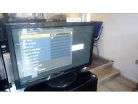 "Panasonic 42"" Full HD 1080p Freeview TV £95"