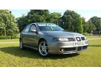 SEAT LEON CUPRA 1.8T GUN METAL GREY (Not vw bmw mercedes audi)
