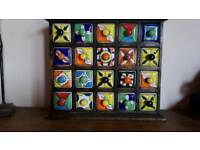 Tiled trinket box
