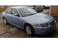 Rover 75 Connoisseur, 1796cc, Genuine Low Milage, One Owner.