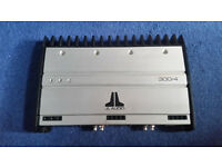 JL Audio 300/4 Car Amp (not MTX, Kicker, RF, Pioneer, Alpine) ICE, Car audio, system, bass, speakers