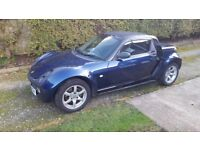 Smart Roadster low milage good condition