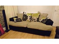 Large DFS Sofa- Can help with delivery if needed