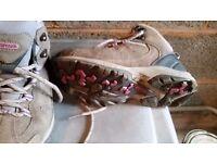 Hi-Tek walking boots- size 4