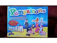 Pumpaloons Kids Game. New.