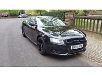 AUDI A5 3.0 TDI S LINE QUATTRO AUTO CONVERTIBLE 1 FORMER KEEPER 96800 MILES FULL SERVICE HISTORY