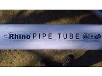 Rhino pipe tube