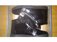 Mens luxury sport casual high shoes trainers fashion eu size 43 NEW