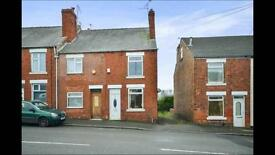 3 bed end terrace to let in Huthwaite