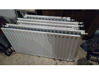 6 Good Second hand Radiators from a Job !