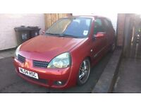 RENAULT CLIO 2.0 172 SPORT BREAKING ALL PARTS AVAILABLE