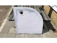 Shower tray base