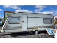 Caravan breaking spare parts available