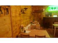 Restaurant for sale fully licensed and fitted