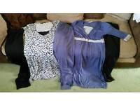 Maternity dress & leggings